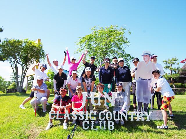 ゴルフ合宿について