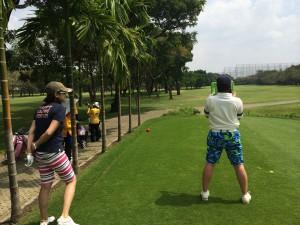 女子プロゴルファーによるゴルフカウンセリング