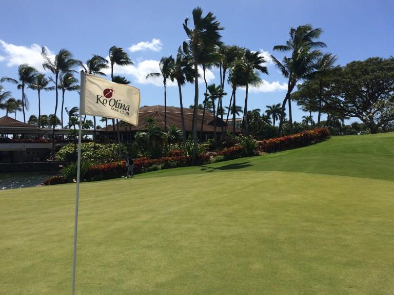 ハワイ・コオリナゴルフクラブ