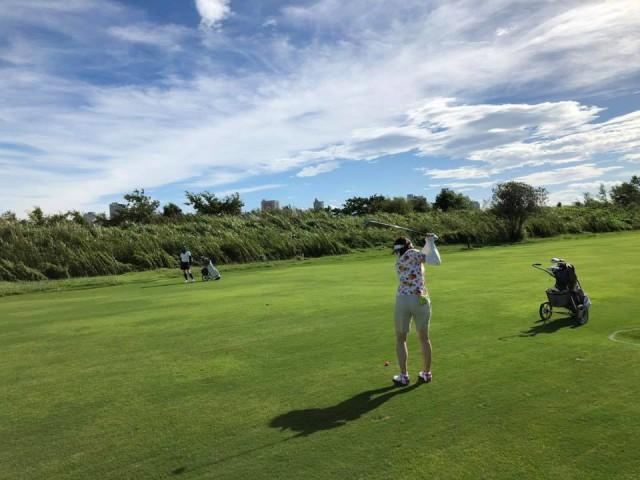 赤羽ゴルフ倶楽部ラウンド04